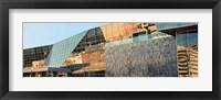 Framed Jackson Convention Complex, Jackson, Mississippi