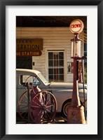 Framed Mississippi, Jackson, Agriculture/Forestry Museum