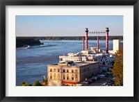 Framed Mississippi, Ameristar Casino, Mississippi River