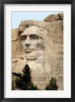 Framed South Dakota, Mount Rushmore Memorial