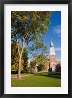 Framed Education, Dartmouth College, New Hampshire