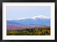 Framed Mount Washington, Bethlehem, New Hampshire
