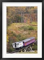Framed New Hampshire, Bretton Woods, Mount Washington Cog Railway