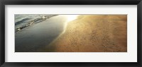 Framed Sand on the Beach, Liberia, Guanacaste, Costa Rica