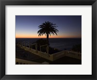 Framed Bantry Bay, Cape Town, South Africa