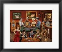 Framed Gambler's