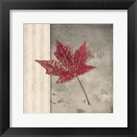 Framed Lodge Leaf 1