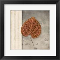 Framed Lodge Leaf 2