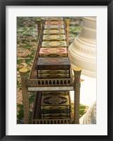 Framed Korans at Sheikh Zayed Bin Sultan Al Nahyan Grand Mosque, Abu Dhabi