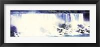 Framed American Side of Falls, Niagara Falls, New York