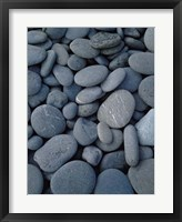 Framed Beach Rocks on Rialto Beach, Olympic National Park, WA