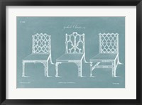 Framed Design for a Chair II