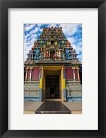 Framed Sri Siva Subramaniya Hindu temple, Nadi, Fiji