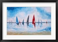 Framed Boats II