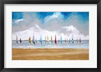 Framed Boats III