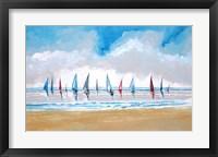 Framed Boats V