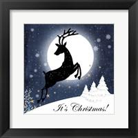 Framed It's Christmas
