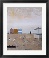 Framed Beach Abstract V