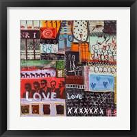 Framed Love No.1