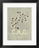 Framed Molecule Milk