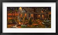 Framed Campfire Tales