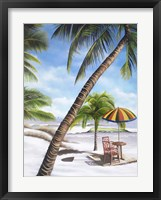 Framed Palm Beach