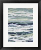 Framed Ocean Blues