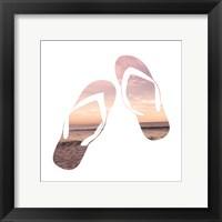 Framed Sandy Sandals