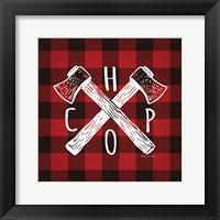 Framed Chop
