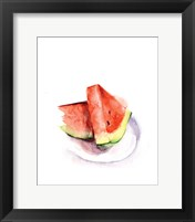 Framed Watermelon