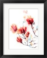 Framed Pretty in Peach