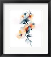 Framed Pretty in Peach II