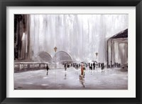 Framed La Gare