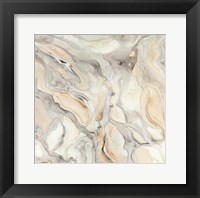 Framed Alabaster IV