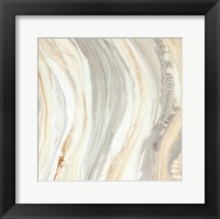 Framed Alabaster I