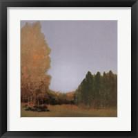 Framed Copper Grove I