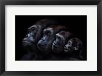 Framed Family Portrait (Conversation Piece)