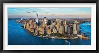 Framed New York between Sky & Sea