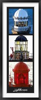 Framed Lighthouses