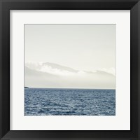 Framed Coastal Scene II