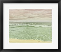 Framed Beach Tricolor