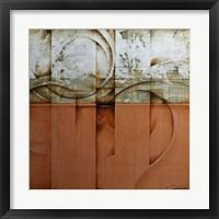 Framed Mozart Orange