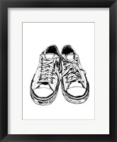 Framed BW Shoes