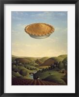 Framed Pie In The Sky