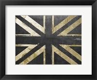 Framed Fashion Flag IV