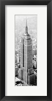 Framed Empire State of Mind Panel