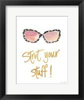Framed Inspired Sunglasses II