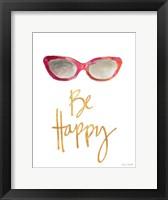 Framed Inspired Sunglasses I