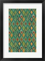 Framed Southwest Design I