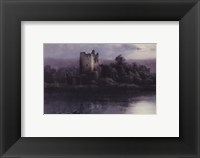 Castle Kilarney Framed Print